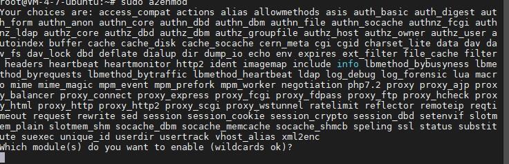 Ubuntu Apache2 对 .htaccess 文件的支持[伪静态设置]